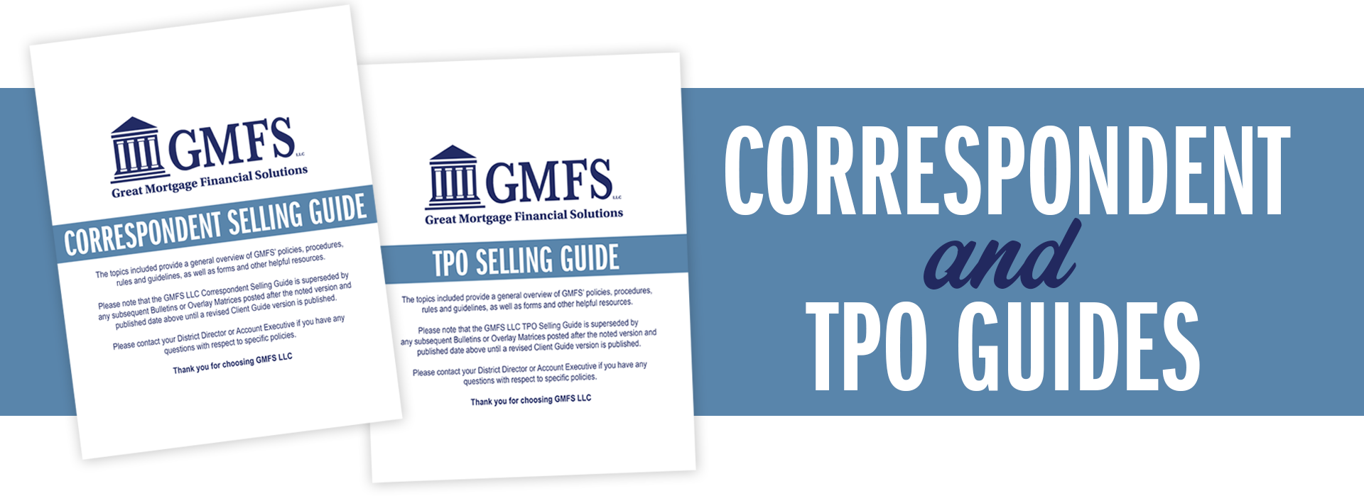 tpo and correspondent guides